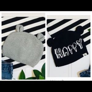 Baby Gap Bear & Turtledove London Organic Beanie
